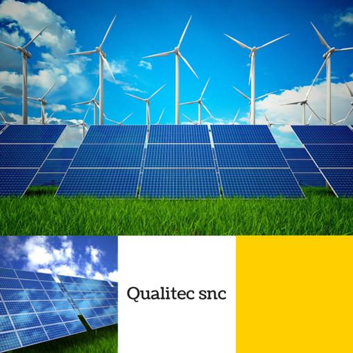 Qualitec snc :  Energia solare ed energie alternative – impianti e componenti